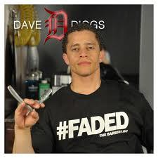 Dave Diggs of Barbers Inc. One of the Tightest Faders In The Bay